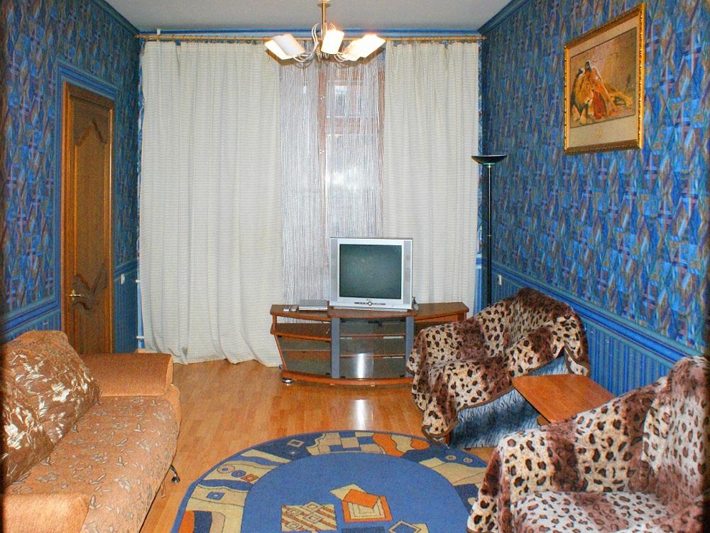 снять квартиру в Новосибирске посуточно недорого на Котовского 1