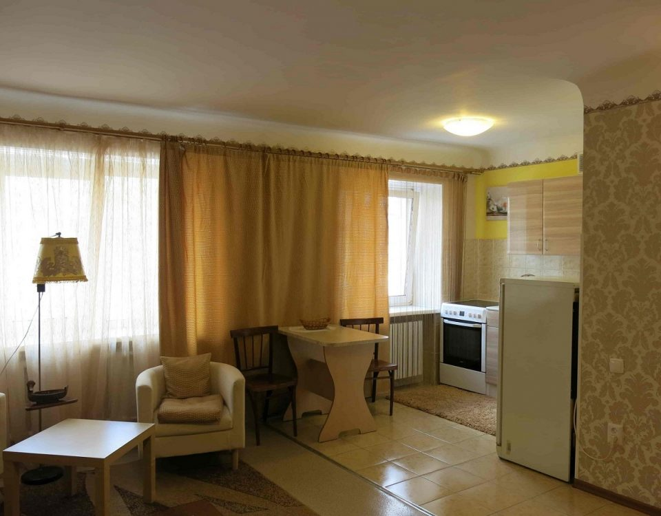 снять квартиру в Новосибирске посуточно Гоголя 3А